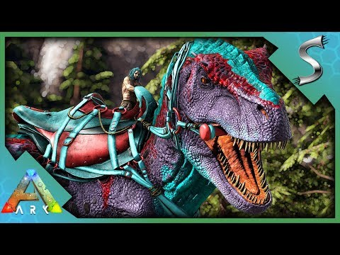 THE ULTIMATE GUIDE TO MUTATIONS, MUTATION STACKING & BREEDING SUPER DINOS! - Ark: Survival Evolved