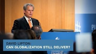 David Lipton: Can Globalization Still Deliver?