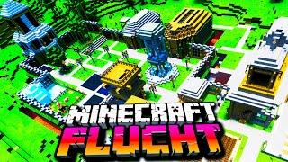 Ich besuche die Welt von Minecraft Flucht!