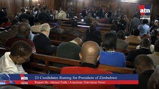 Zimbabwe: Twenty Three Candidates Running for President
