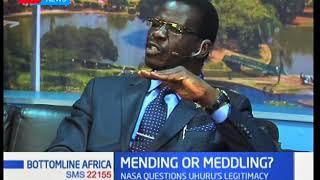 Bottomline Africa: Mending or meddling