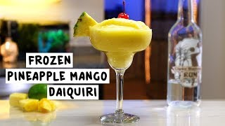 Frozen Pineapple Mango Daiquiri