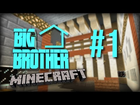 Big Brother Minecraft Season Two - Episode One