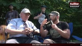 Adam Kokesh debates Webster Tarpley at Occupy Bilderberg 2012