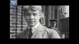 Сергей Есенин в кадрах кинохроники, 1918, 1921, Живой голос поэта России