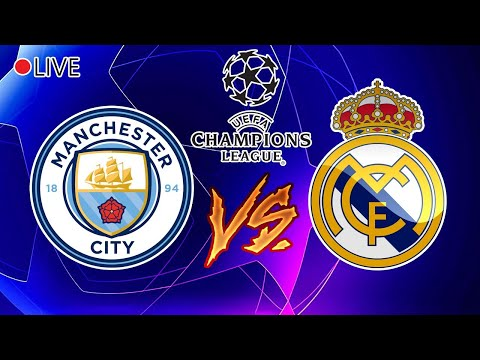 MANCHESTER CITY 2-1 REAL MADRID (4-2) OCTAVOS CHAMPIONS LEAGUE 2020