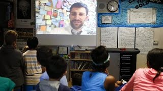 School Field Trips Go Virtual