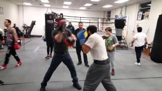 Checkmates Boxing Center and Mma Striking Skills