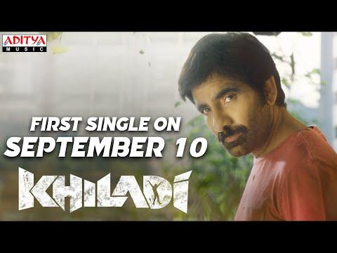 Khiladi First Single Announcement