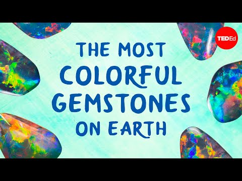 The Colorful Science of Gemstones