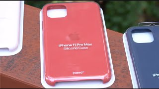 NEW 2019 iPhone 11 Pro & iPhone 11 Pro Max Silicone Cases (ALL COLORS!)