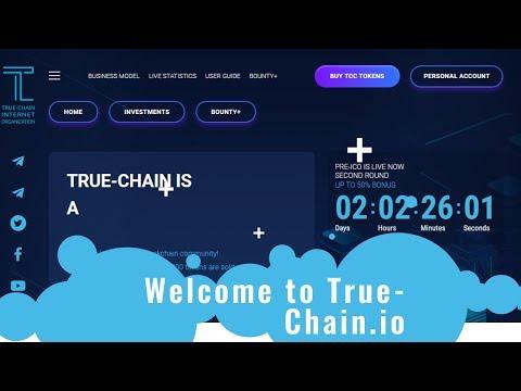 True-Chain.io отзывы 2019, mmgp, обзор, доход от 1,70% до 3,14% в сутки