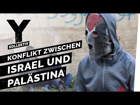 Zwischen den Fronten der Palästinenser und Israelis I Y-Kollektiv Dokumentation