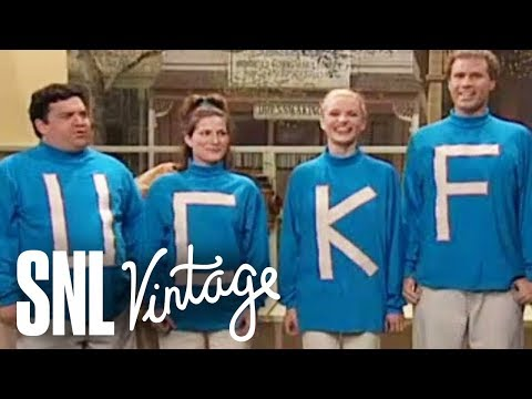 6 days ago SNL posted to their YouTube channel one of the greatest sketches of all time - Jingleheimer Junction