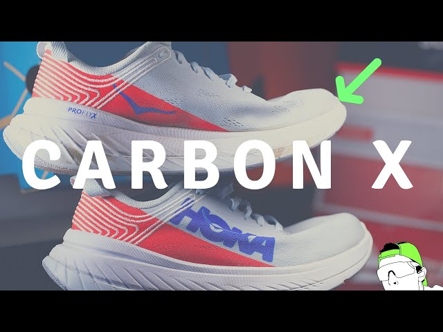 Hoka Carbon X First Impressions after 22-mile Long Run