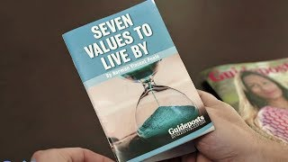 Dr. Norman Vincent Peale's '7 Values to Live By'