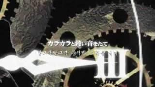카이토  - (보컬로이드) - [자막] 미쿠x카이토x루카 - Acute