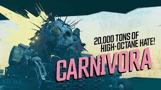 Borderlands 3 - Carnivora Boss Fight - Vehicle Boss (Boss #14) - Solo