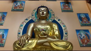Улан-Удэ — буддизм и яркие краски