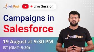 Campaigns in Salesforce | Salesforce Tutorial