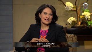 Conversando con Cristina Pacheco - Nora Toledano