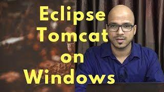 #3 Servlet and JSP Tutorial | Eclipse and Tomcat Setup on Windows
