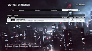 Battlefield 4 PS4 Squad Join