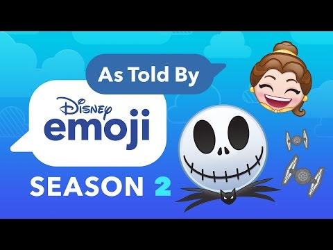 As Told By Emoji Compilation: Season 2   Disney