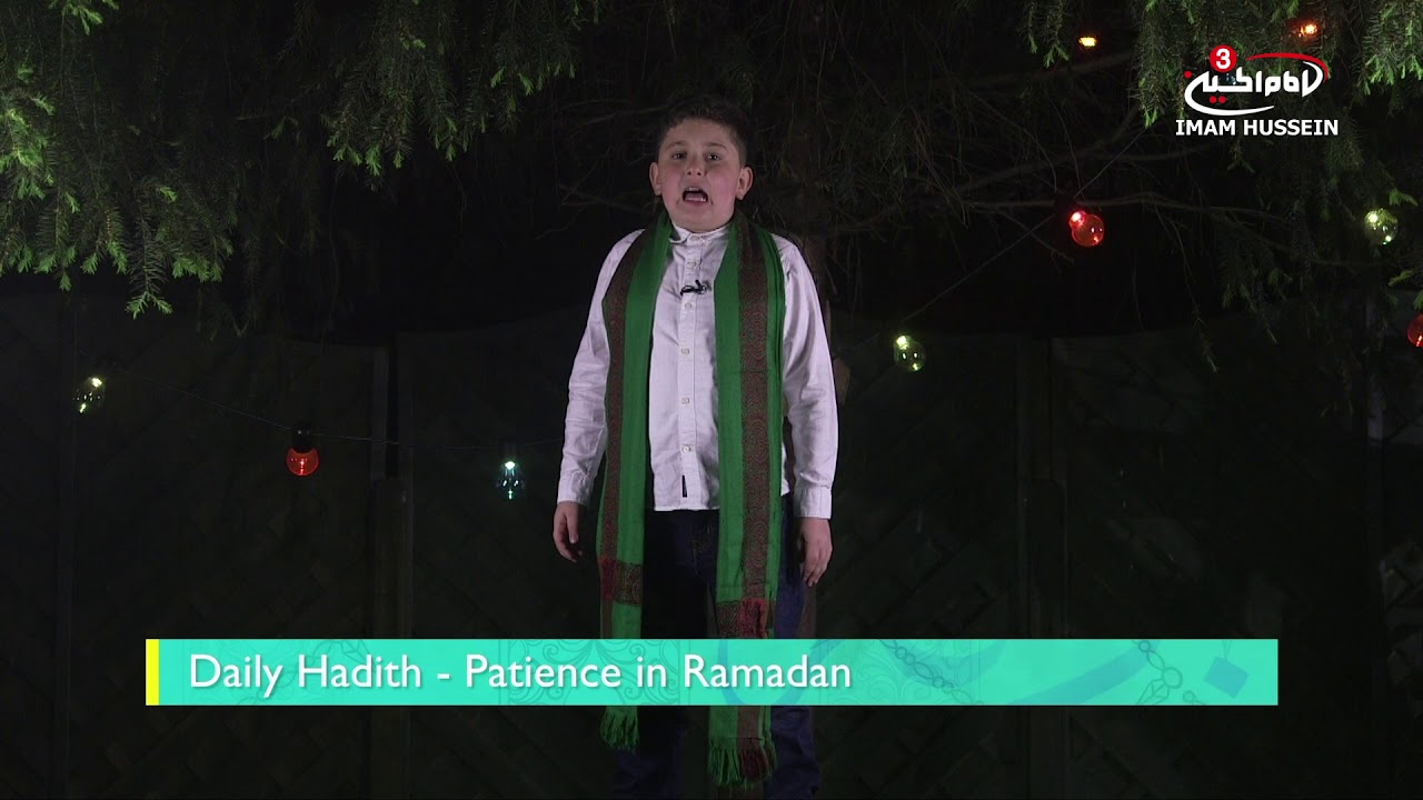 Patience in Ramadan | Episode 8
