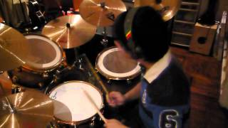 We're at the Top of the World (The Juliana Theory) Drum Cover by Ryan