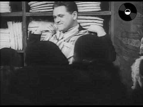 """Eugeniusz Bodo: """"Ten krawat w grochy"""" - """"Jego ekscelencja subiekt"""" 1933"""