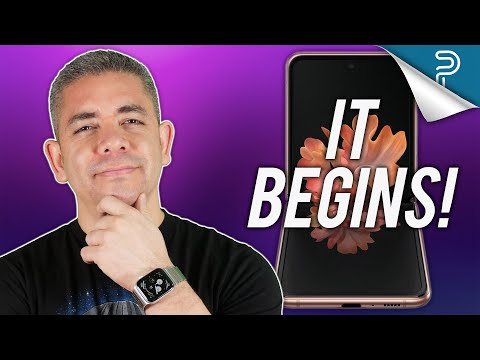 Samsung Galaxy Unpacked: It Begins!