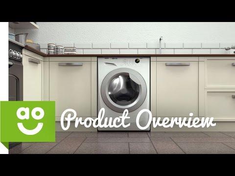 Zanussi Washing Machine ZWF01483WR Product Overview | ao.com