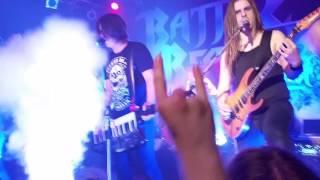 Battle Beast- Far Far Away, live 12.12.15
