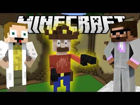 [GEJMR] Minecraft - BuildBattle - Klobouk