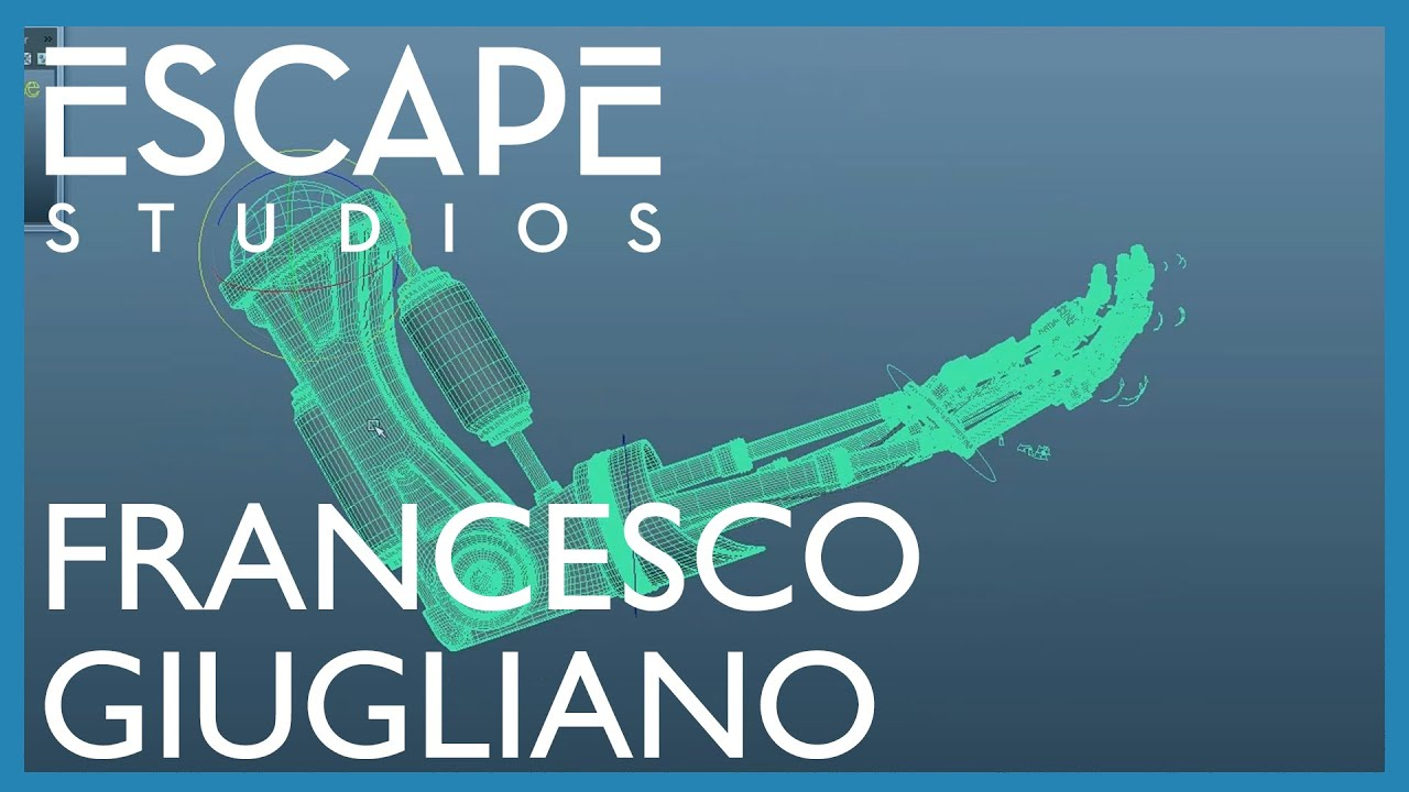 Escapee Showreels - Francesco Giugliano