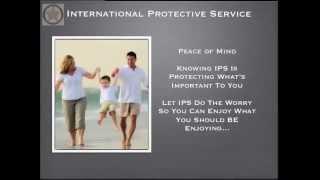 IPS - Security Service Presentation