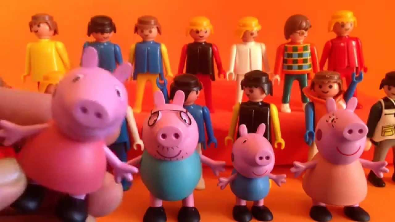 Peppa Pig dirige un CORO. ¡A cantar!