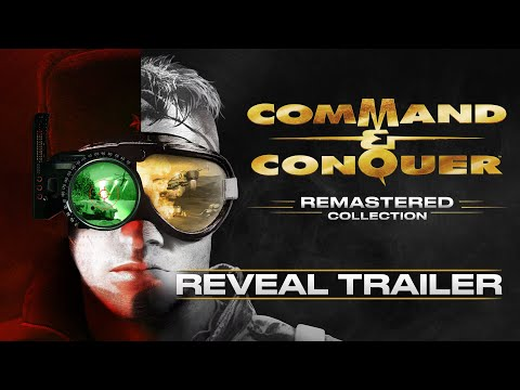 Trailer de Command and Conquer Remastered Collection