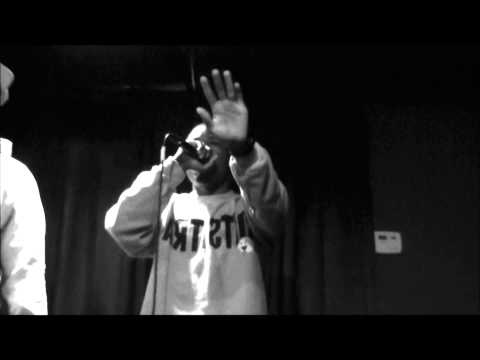 Kells Dougie & Dave Matt Performing Chi-City at The Joynt (Dope Crew)