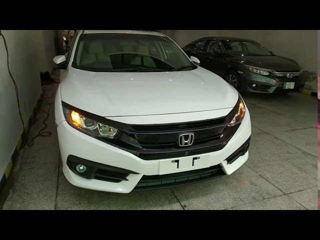 Honda Civic 1.5 VTEC Turbo Oriel 2016 for Sale in Lahore