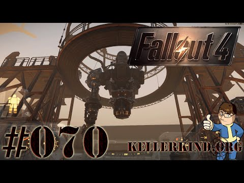 Fallout 4 #070 - Mechwarrior ★ Let's Play Fallout 4 [HD|60FPS]