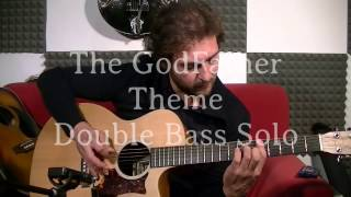 The Godfather Theme - Double Bass Solo