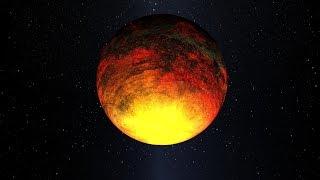 Правда или Ложь: Планета с разными температурными зонами