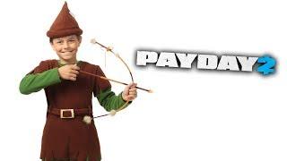 [Payday 2] I feel like Robin Hood! Achievement