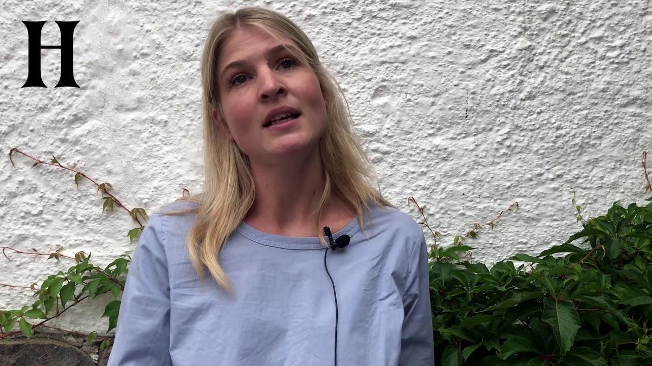 Christina K. Hansen, borgmester i Holbæk