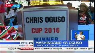 Zaidi ya timu kumi zashiriki katika dimba la Chris Oguso