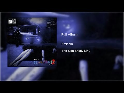The Slim Shady LP 2 (Eminem Album) - John_Banana