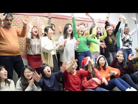 Jingle Bell Rock by the GV Victoria Holiday Singers 2017