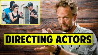 How To Direct Actors - Jason Satterlund